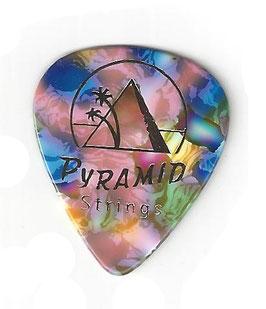 Pyramid Celluloid Plektrum, Extra Heavy