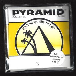 Pyramid Subkontrabass Balalaika Strings (Art.Nr.684/3)