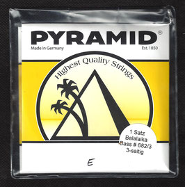 Pyramid Bass Balalaika Strings (Art.Nr.682/3)