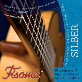 """Lenzner Kindergitarre """"Fisoma"""" Satz No. F2710/57 B (3/4)"""