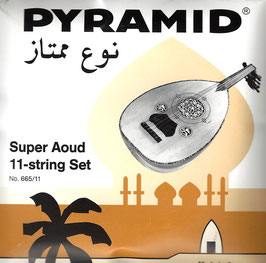 Pyramid Super AOUD arabische AOUD 11 Strings (665/11)