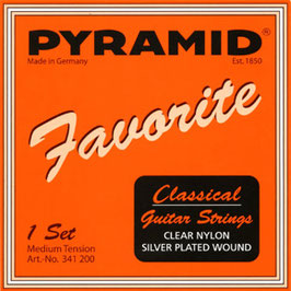 PYRAMID Nylon Favorite ( Art. 341 200)