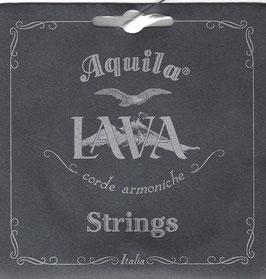 Aquila Tenor Ukulele Saiten 6 Strings, Lava 118 U