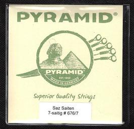 Pyramid Saz Saiten ( Art.Nr. 676/7)
