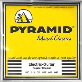 """Pyramid """" Monel Classics """" Regular Special, .010 - .048 (Art.Nr. MO1048)"""