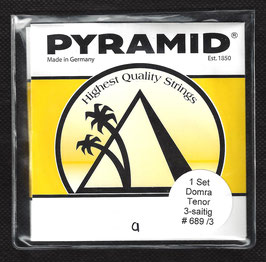 Pyramid Tenor Domra Saiten (Art.Nr.689/3)