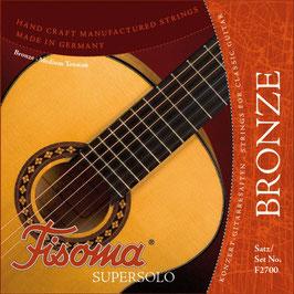 Konzertgitarre Fisoma Bronze (Set F2700)