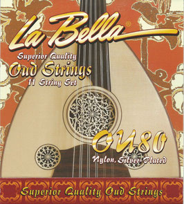 La Bella 11 Saiten Oud Nylon OU80
