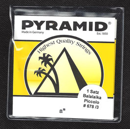 Pyramid Piccolo Balalaika  Saiten (Art.Nr.678/3)