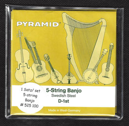 Pyramid 5-String Banjo (Art.Nr 525 100)