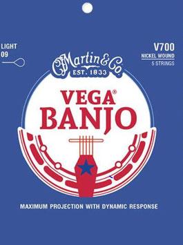 Martin Vega Banjo Saiten V700