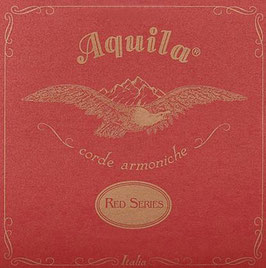 Aquila Konzert Ukulele Saiten Red Series  Set  85U