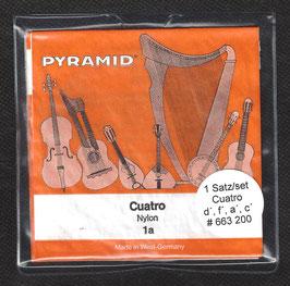 Pyramid Cuatro Saiten (Art.Nr.663 200)