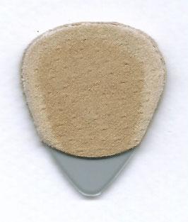 Dunlop Nylon Standart  .60 mm, mit Wildleder Grifffläche.