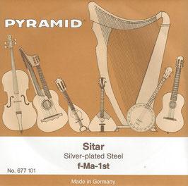 Pyramid Sitar Set. 678 / 20