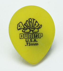 Dunlop Tortex Tear Drop Plektrum 0.73 mm