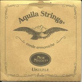 Aquila Baritone Ukulele Saiten high G Set 23U