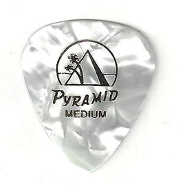 Pyramid Celluloid Plektrum, Medium