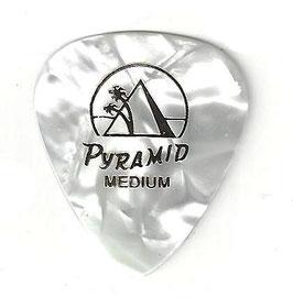 Pyramid Celluloid Plektrum, Medium