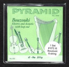 Pyramid Bouzouki Saiten (Art.Nr.672/6)