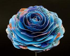 Papierrose ( Farbe  B1 )