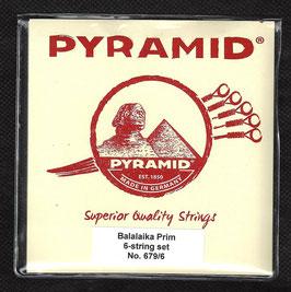 Pyramid Prim (Sopran) Balalaika Strings (Art.Nr.679/6)