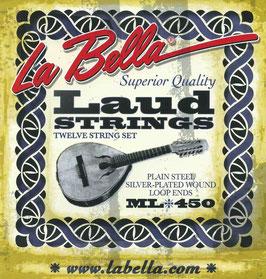 La Bella Loud Strings ML450