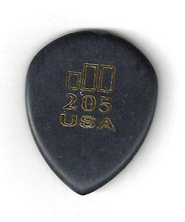 Dunlop Jazztone, Pointed Tip Plektrum ( 205 )