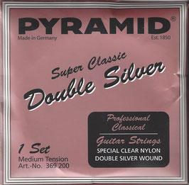 "Pyramid Super Classic ""Double Silver"" (Art.Nr. 369 200)"