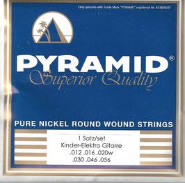 Pyramid Elektro Kindergitarre Saiten Pure Nickel (Art.Nr.409 100) (BE)