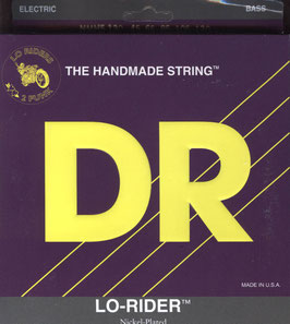DR Strings Lo-Rider Nickel Plated Medium 045-130 NMH5-45-130