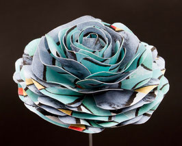Papierrose ( Farbe  V1 )