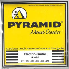 """Pyramid """" Monel Classics """" Special, .011 - .048 (Art.Nr. MO1148)"""