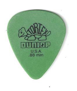 Dunlop Tortex Standart Plektrum 0.88 mm