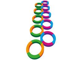 3D Ring Step