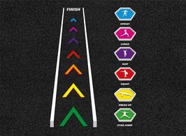 3D Sprint Track