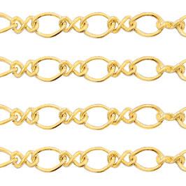 Jasseron-Kette   gold