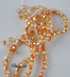 Crystal orange Rainbow