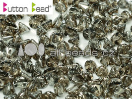 Button Bead   Crystal Chrome