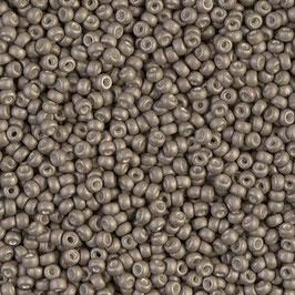 Matted Metallic Tarnished Silver 2091