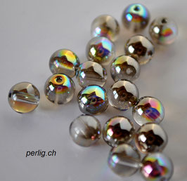 Crystal graphite Rainbow 4 mm