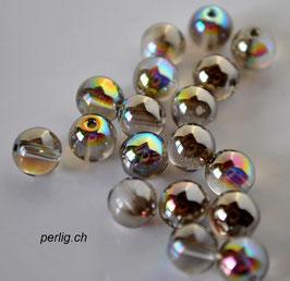 Crystal graphite Rainbow 4 mm