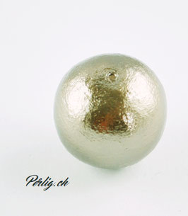 Cotton Pearl 20mm