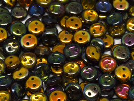 2hole Lentils Crystal Magic Copper