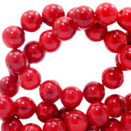 Ruby Red 8mm