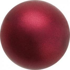Preciosa Nacre Pearl 4mm Bordeaux