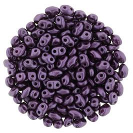 Pearl Coat Purple Velvet