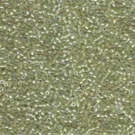 Sparklign Peridot lin. crystal