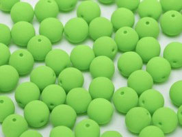 Neon bright Green 3 mm