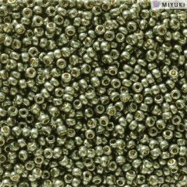 11/0  Duracoat Galv dk steel green 5112